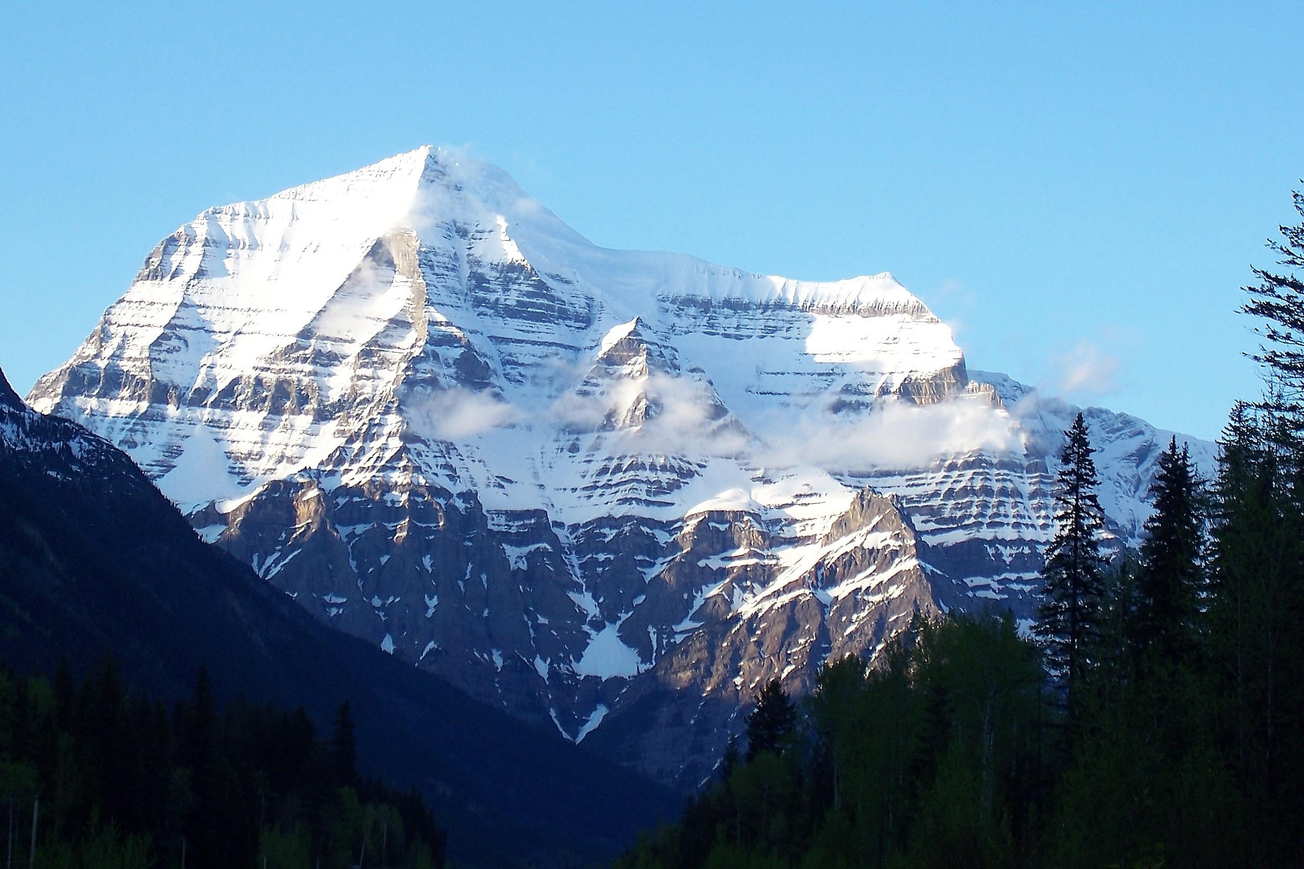 Mount Robson, BC (2)